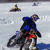 Steel Shoe Fund Motorcycle Ice Racing Endurance 3-HOUR ICE RACE  extra :
