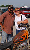 Antique motorcycle rally - Davenport ,Iowa : 