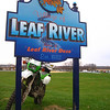 Leaf River : 2008 &amp; 2009 Leaf River Dual Sport Motorcycle run