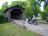 Wisconsin's last Covered Bridge 