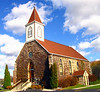 Lutheran Church, Kettle Moraine, WI