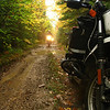 Big Woods Dual Sport motorcycle event