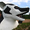 Birnamwood, Wisconsin - World's Largest Badger