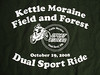 Wisconsin Field &amp; Forest Dual Sport Ride October 2009 : My photo home: