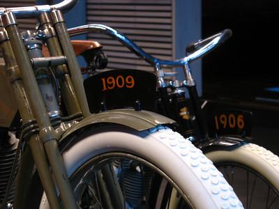 Milwaukee's Harley Davidson Museum