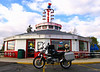 Wayne's World Burger Hut   5 Corners  Cedarburg, Wisconsin   Enjoy a blast into the past for a taste of the Classic American Drive-In. Known for Wisconsin Char-broiled Burgers Sit inside and you'll feel like you're back in the or stay in your car and the Car Hop Service will bring Wayne's out to you!