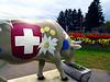 Swiss Cow New Glarus WI