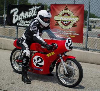 2013 AHRMARoad America  Vintage Racing